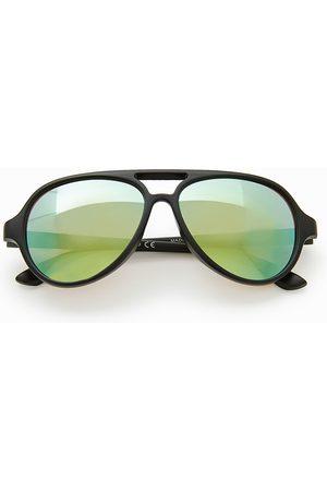 Zara Sluneční brýle leteckého stylu