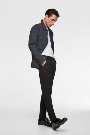 Zara Džínové kalhoty chino