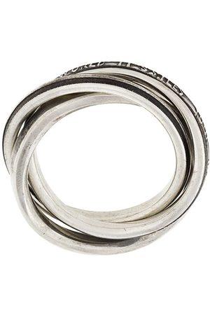 WERKSTATT:MÜNCHEN Stylised ring