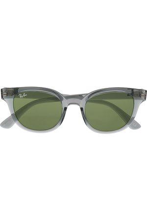 Ray-Ban Transparent round frame sunglasses