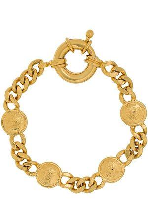 VERSACE Ženy Náramky - 1990s Medusa chain bracelet