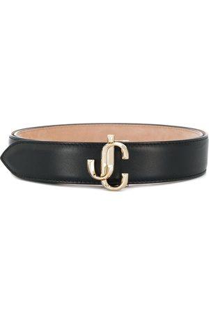 Jimmy Choo Felisa logo belt