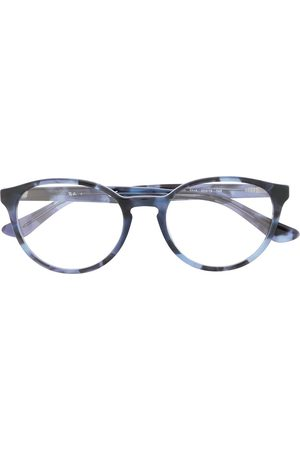 Ray-Ban 5380 marbled glasses