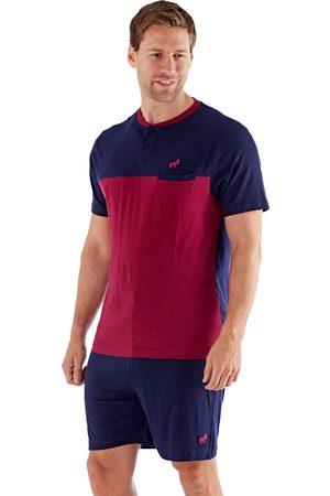 Fordville Muži Pyžama - Pánské pyžamo MN000237 XXL