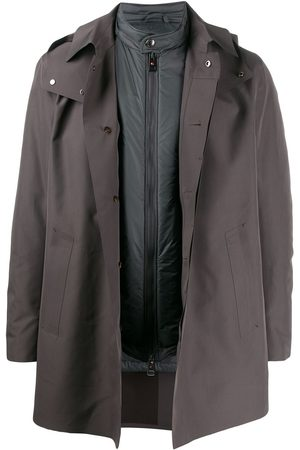 Kired Cruz layered jacket