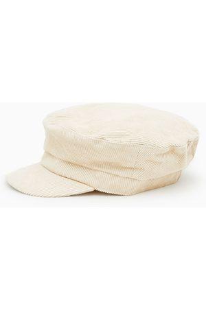 Zara Manšestrový baret námořnického stylu
