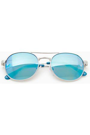 Zara Děti Sluneční brýle - Sluneční brýle s kovovými rámečky