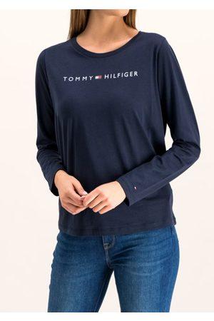 Tommy Hilfiger Dámské tričko UW0UW01910 L