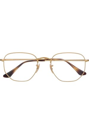 Ray-Ban RB6448 hexagonal-frame glasses