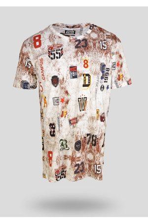 JOHN FRANK Pánské tričko JFTD12 L