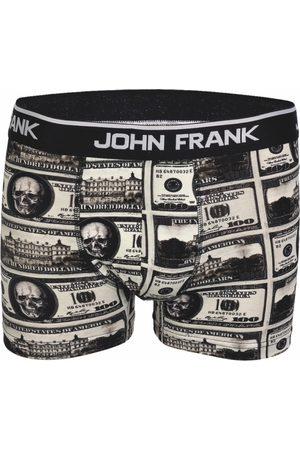 JOHN FRANK Muži Boxerky - Pánské boxerky JFB72 L