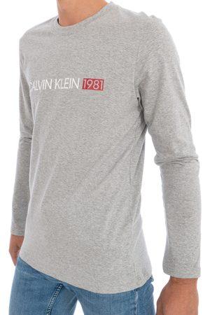 Calvin Klein Muži Trička - Pánské tričko NM1705 L