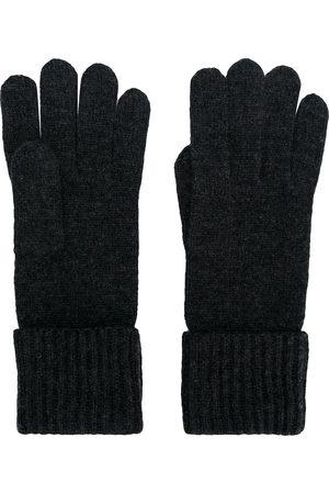 N.Peal Ženy Rukavice - Cashmere ribbed gloves