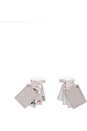 Tateossian Moving Playing Cards Cufflink