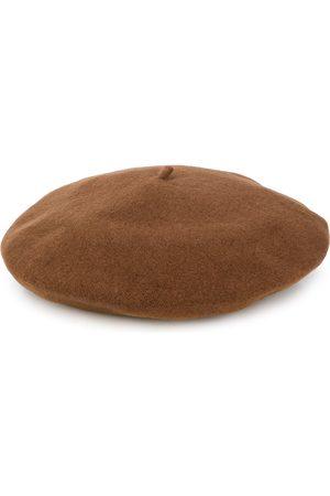 CELINE ROBERT Ženy Klobouky - Knitted beret hat