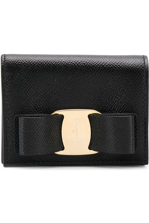 Salvatore Ferragamo Vara bow wallet