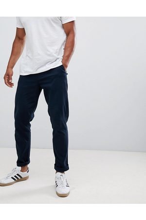 Burton Tapered fit chino in navy