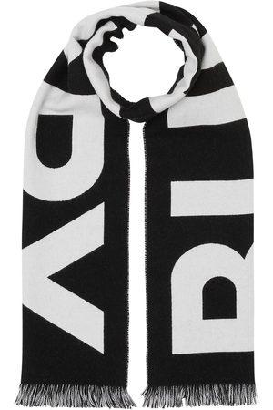 Burberry Logo jacquard scarf