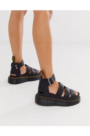 Dr. Martens Clarissa II quad chunky sandals in black