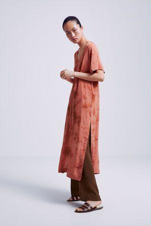 Zara Tunika tie-dye