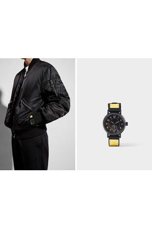 Zara Sportovní hodinky s kombinovaným řemínkem