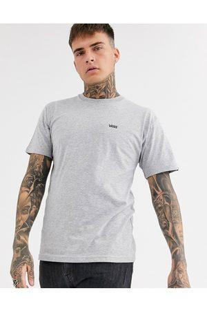 Vans Muži S krátkým rukávem - T-shirt with small logo in grey