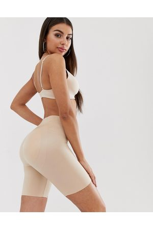 Spanx Ženy Stahovací prádlo - Suit Your Fancy Butt Enhancer shaping shorts in natural glam-Beige