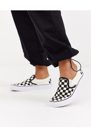 Vans Classic Slip-On checkerboard trainers-Multi