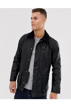 Barbour Muži Venkovní - Ashby wax jacket in black