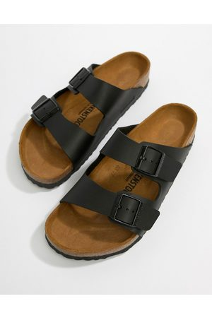 Birkenstock Muži Sandály - Arizona birko-flor sandals in black