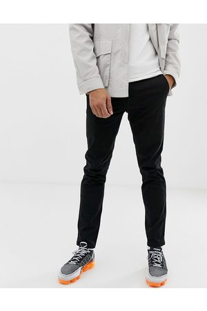 Burton Skinny fit chino in black