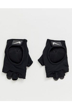 Nike Training womens ultimate gloves in black