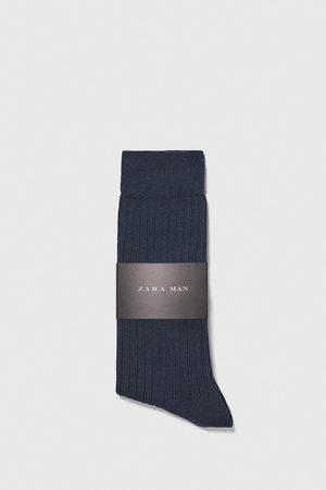 Zara Muži Ponožky - žebrované ponožky