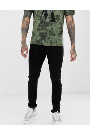 Only & Sons Slim fit jeans in black