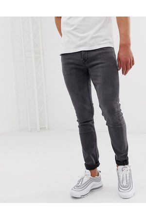 Only & Sons Slim fit jeans in grey