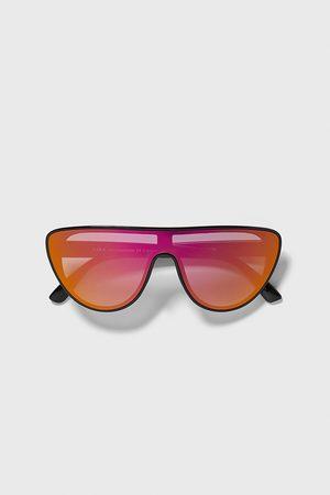 Zara Zrcadlové sluneční brýle