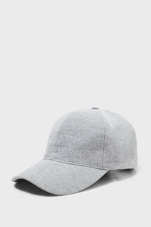 Zara čepice piké s výšivkou