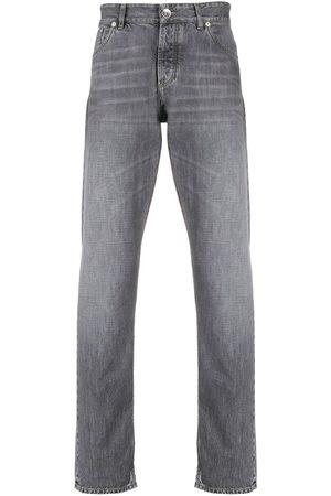Brunello Cucinelli Muži Rovné nohavice - Straight leg jeans