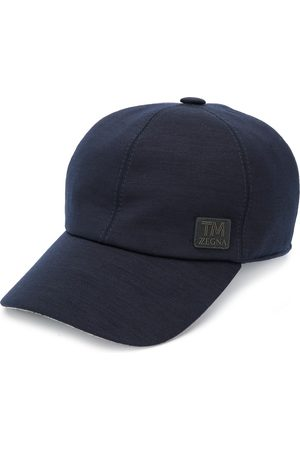 Z Zegna Logo patch cap