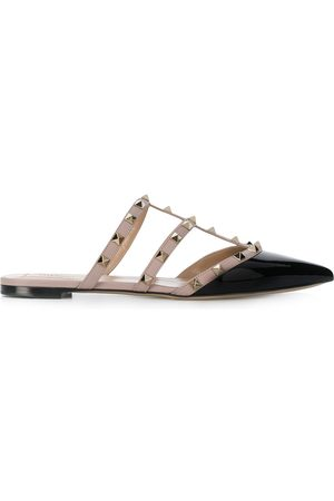 VALENTINO GARAVANI Rockstud slippers