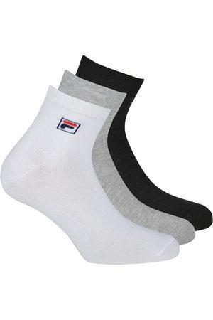 Fila 3 PACK tří barev kotníkových ponožek