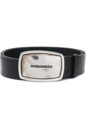 Dsquared2 Branded buckle belt