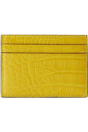 Gucci Embossed cardholder