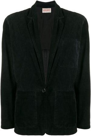 Kenzo 1980's single breasted blazer
