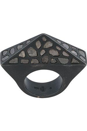 PARTS OF FOUR Cresent bridge Pyramid ring