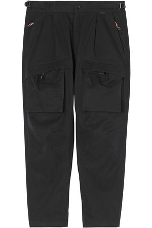 Burberry Straight-leg cargo trousers