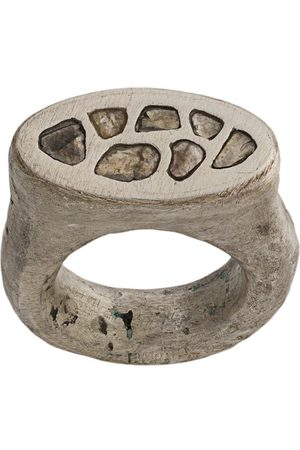PARTS OF FOUR Short Roman ring