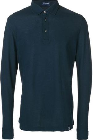 DRUMOHR Long-sleeved polo shirt