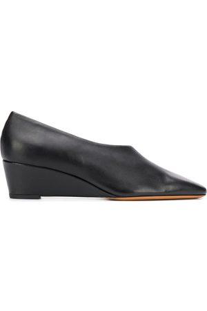 Vince D'Orsay wedge heels
