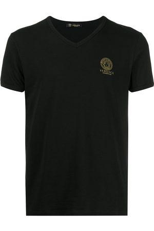 VERSACE Muži S krátkým rukávem - Logo print T-shirt